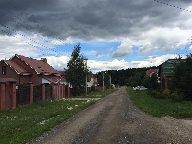 Дом енота в Подмосковье