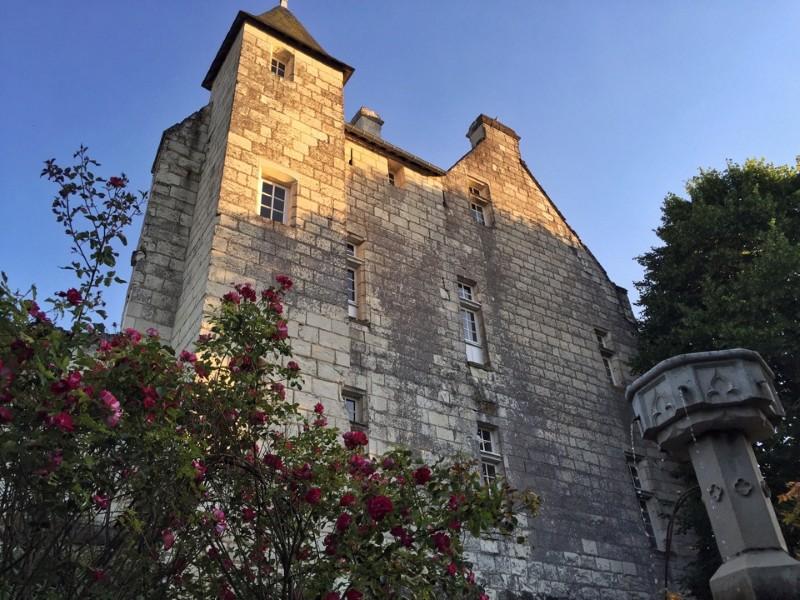 Ночь в замке Долины Луары