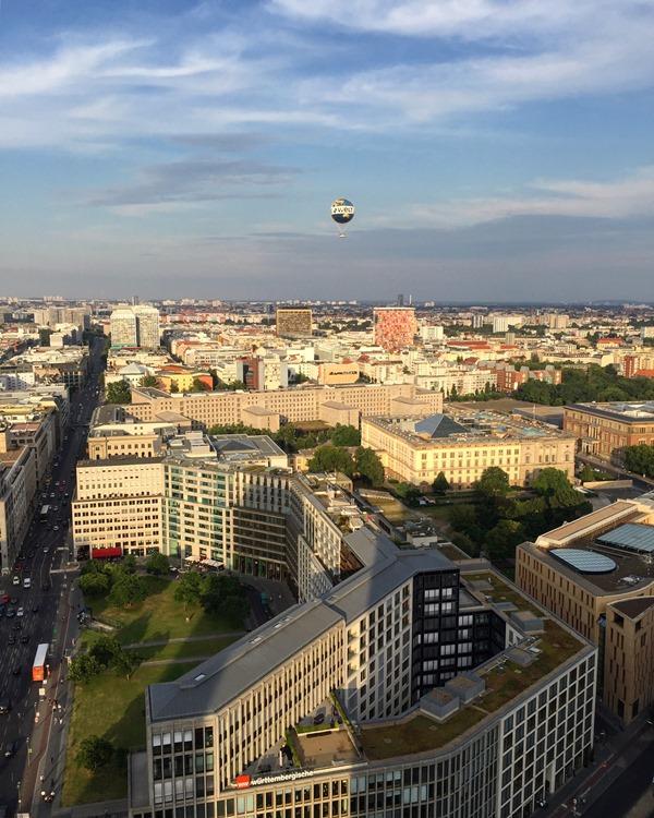 Смотровая в Берлине Kollhoff Tower