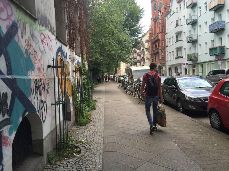 Тусовочные выходные в берлине