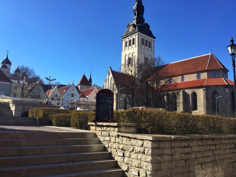 Путешествие в Таллин