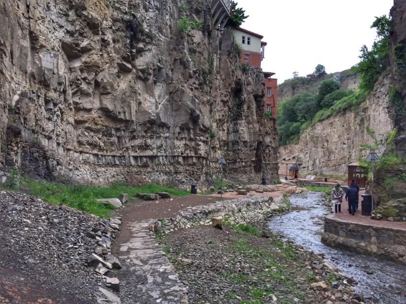 Путешествие по Грузии - Тбилиси