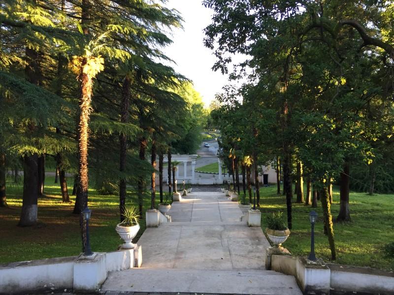Достопримечательности Грузии Цхалтубо