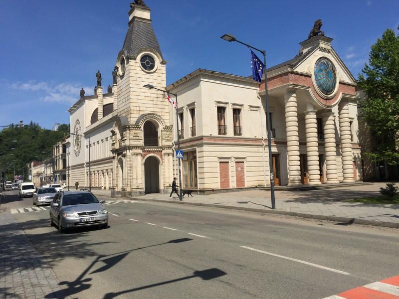 Достопримечательности Грузии Кутаиси