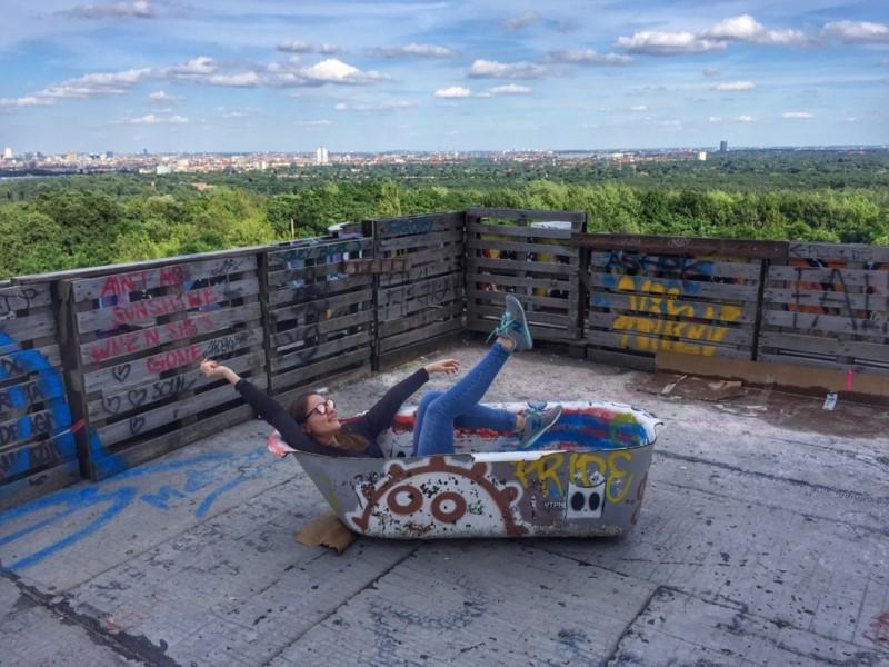 Достопримечательность Берлина