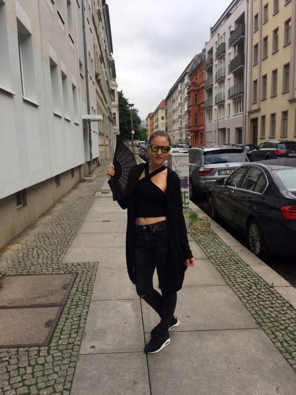Тусовки Берлина