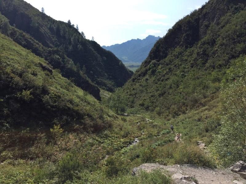 Достопримечательность Горного Алтая - Ущелье Че-Чкыш