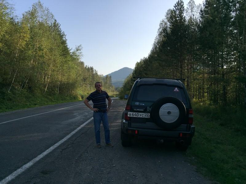 путешествие в Горный Алтай