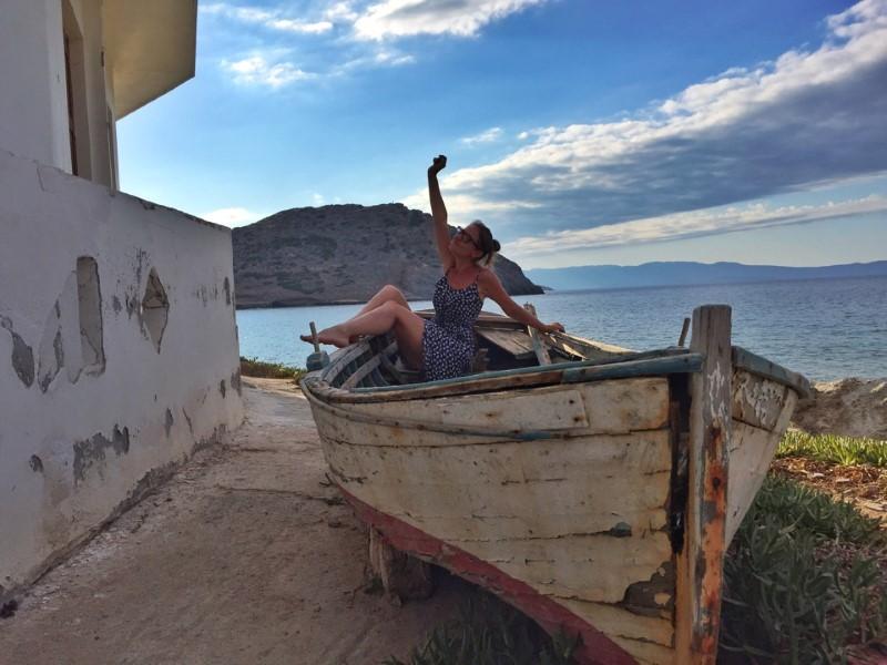 Путешествие в Грецию - Крит