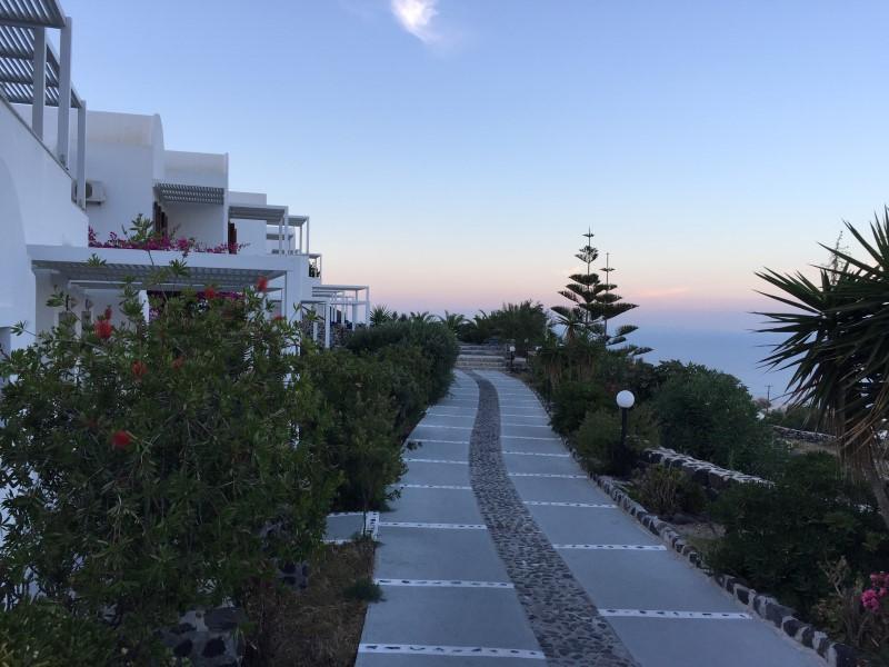 Путешествие в Грецию - Санторини