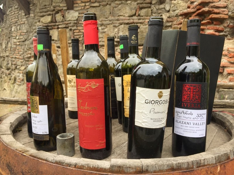vina вино