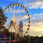 Парк развлечений и аттракционов Диво Остров в Санкт-Петербурге
