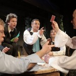 Отзыв о постановке «Игроки» в театре имени Еромоловой